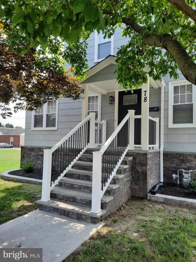 78 E Harmony Street, Penns Grove, NJ 08069 - #: NJSA142256