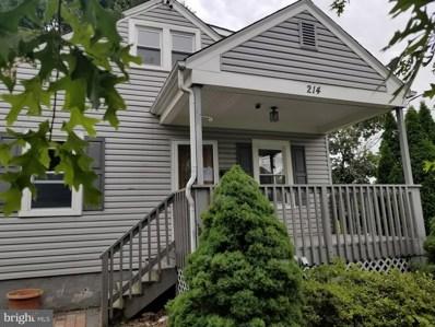 214 N 3RD Avenue, Manville, NJ 08835 - #: NJSO111288