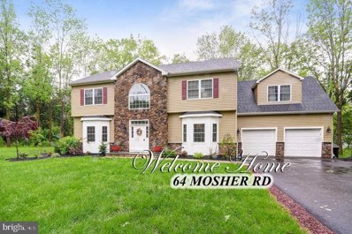 64 Mosher Road, Princeton, NJ 08540 - #: NJSO111480