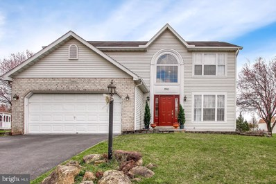 291 Drummer Drive, New Oxford, PA 17350 - #: PAAD106240