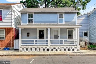 55 Breckenridge Street, Gettysburg, PA 17325 - MLS#: PAAD106392
