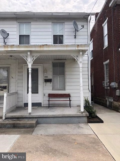 243 N Stratton Street, Gettysburg, PA 17325 - #: PAAD107202