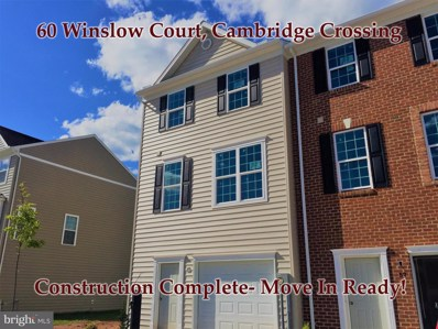60 Winslow Court, Gettysburg, PA 17325 - #: PAAD107754