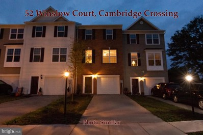 52 Winslow Court, Gettysburg, PA 17325 - #: PAAD109344