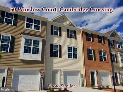 50 Winslow Court UNIT 123, Gettysburg, PA 17325 - #: PAAD110372
