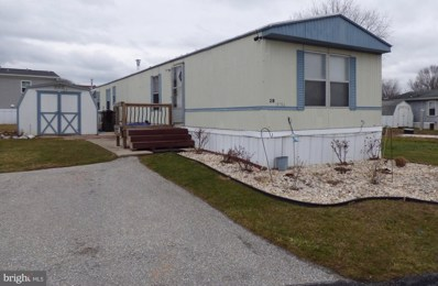 28 Jacqueline Drive, New Oxford, PA 17350 - #: PAAD114440