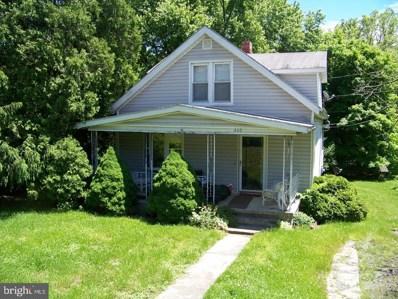 460 Hyndman Rd, Hyndman, PA 15545 - #: PABD101742