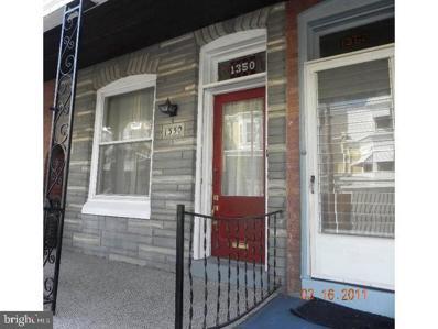 1350 Locust Street, Reading, PA 19604 - #: PABK2000888