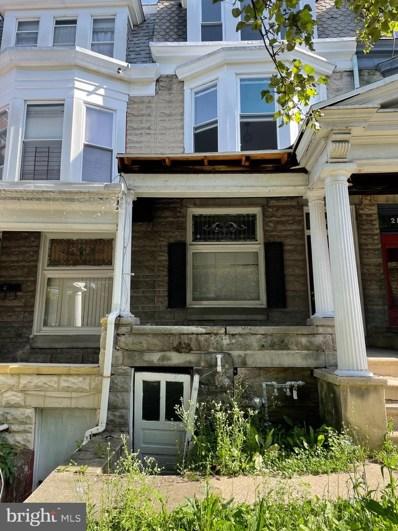 219 W Windsor Street, Reading, PA 19601 - #: PABK2001640