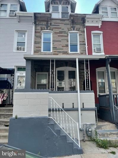 548 Gordon Street, Reading, PA 19601 - #: PABK2002902