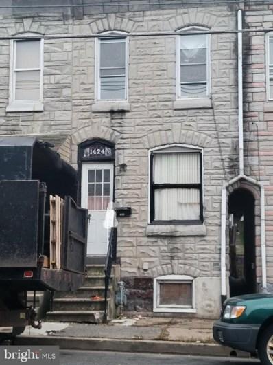 1424 Cotton Street, Reading, PA 19602 - #: PABK2004840