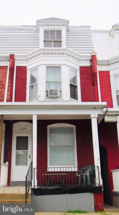 1539 Mulberry Street, Reading, PA 19604 - #: PABK2004908