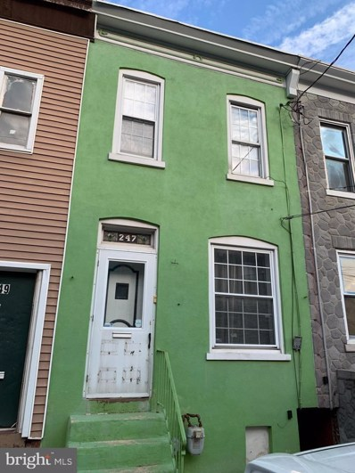 247 Reed Street, Reading, PA 19601 - #: PABK2005546