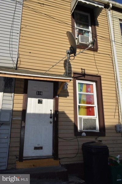 316 Bell Alley, Reading, PA 19602 - #: PABK247888