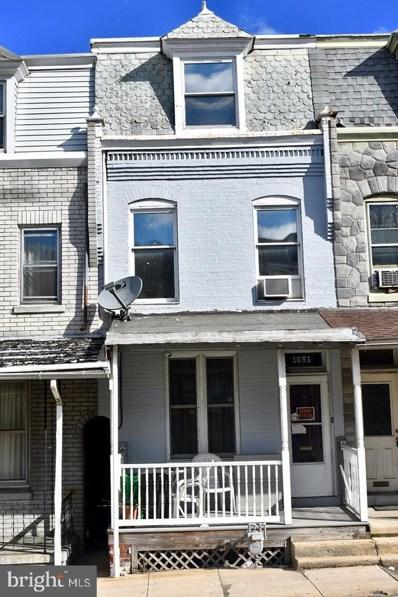 1651 Cotton Street, Reading, PA 19606 - MLS#: PABK326514