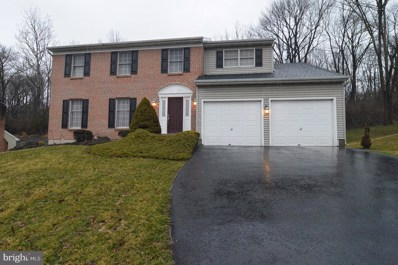 124 Constitution Avenue, Reading, PA 19606 - MLS#: PABK326600
