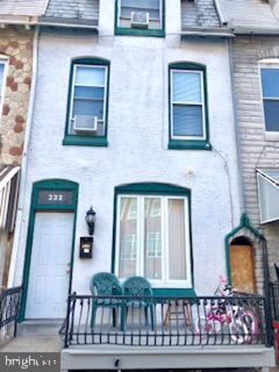 332 S 10TH Street, Reading, PA 19602 - #: PABK339408