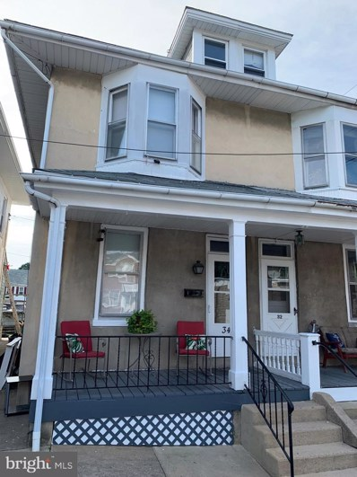 34 Franklin Street, Reading, PA 19607 - #: PABK346238