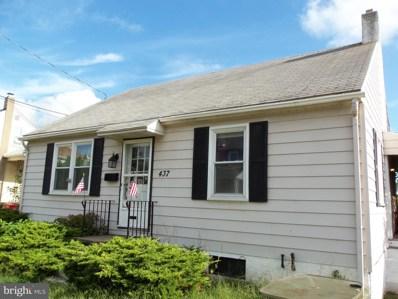 437 W 1ST Street, Birdsboro, PA 19508 - #: PABK346936
