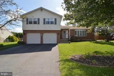 115 Slater Drive, Wernersville, PA 19565 - #: PABK347124