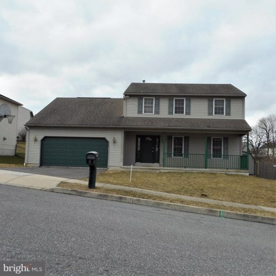 396 Sioux Court, Reading, PA 19608 - MLS#: PABK352892