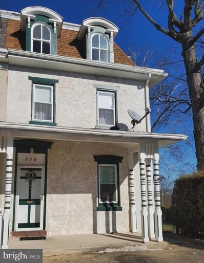 305 W 2ND Street, Birdsboro, PA 19508 - #: PABK353182
