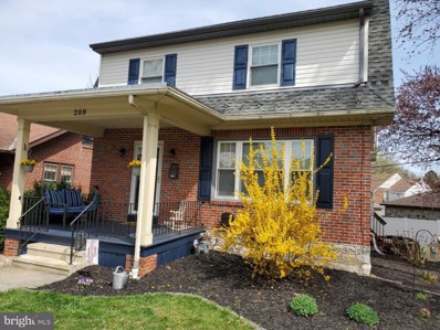 209 Amherst Avenue, Reading, PA 19609 - #: PABK354218