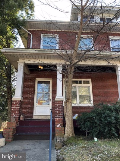 402 Walnut Street, West Reading, PA 19611 - MLS#: PABK355512