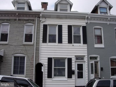 628 Locust Street, Reading, PA 19604 - MLS#: PABK356544