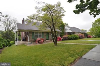 72 Wyomissing Hills Boulevard, Reading, PA 19609 - MLS#: PABK357936