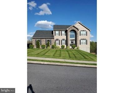 214 Pleasant View Drive, Douglassville, PA 19518 - #: PABK357956