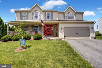 13 Roxberry Drive, Reading, PA 19608 - MLS#: PABK358454