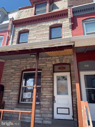 602-A Tulpehocken Street, Reading, PA 19601 - MLS#: PABK358530