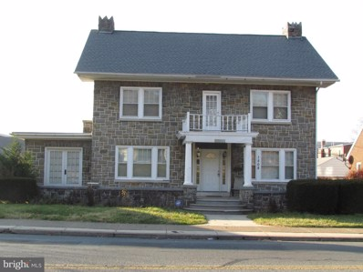 1508 N 13TH Street, Reading, PA 19604 - #: PABK360636