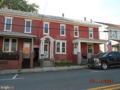 136 S 2ND Street, Womelsdorf, PA 19567 - MLS#: PABK361490