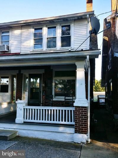 118 S Franklin Street, Boyertown, PA 19512 - MLS#: PABK365204