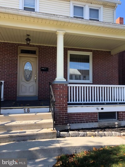 16 Marshall Avenue, Reading, PA 19606 - MLS#: PABK365728