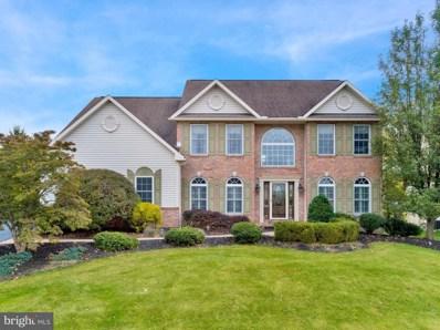 600 Pleasant View Drive, Douglassville, PA 19518 - #: PABK366020