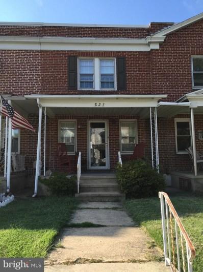 825 Delta Avenue, Reading, PA 19605 - MLS#: PABK366256