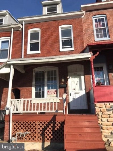 633 S 10TH Street, Reading, PA 19602 - #: PABK375842