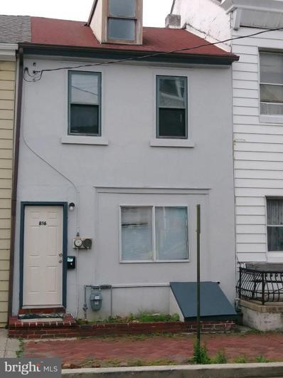 816 N 8TH Street, Reading, PA 19604 - #: PABK378662