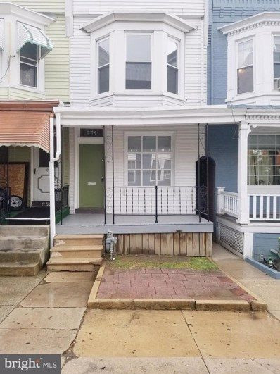 854 N 12TH Street, Reading, PA 19604 - #: PABK379044