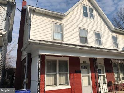 121 W Jefferson Street, Womelsdorf, PA 19567 - #: PABK379242