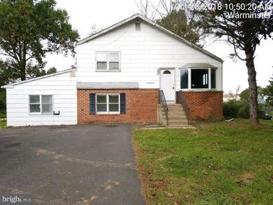 1018 Mearns Road, Warminster, PA 18974 - MLS#: PABU100554