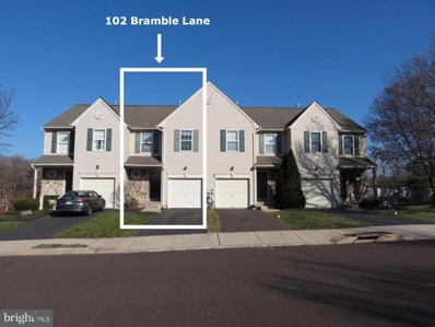 102 Bramble Lane, Perkasie, PA 18944 - MLS#: PABU157028