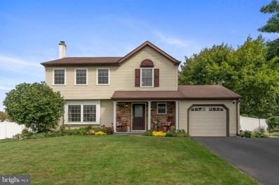 213 Branford Terrace, Perkasie, PA 18944 - #: PABU2000331