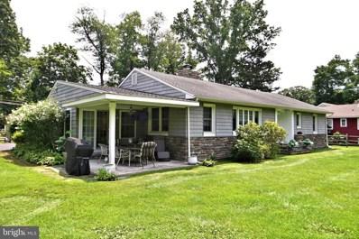 51 Black Rock Road, Yardley, PA 19067 - #: PABU2003594