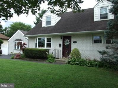 525 W Woodland Avenue, Langhorne, PA 19047 - #: PABU2003812