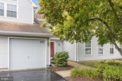 461 Cedar Hollow Drive UNIT 155, Yardley, PA 19067 - #: PABU2004422