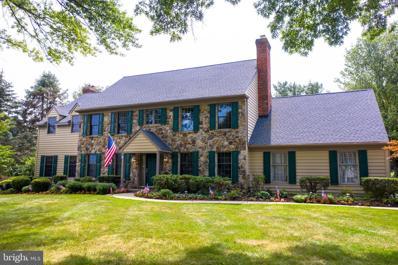 2840 W Fox Chase Circle, Doylestown, PA 18901 - #: PABU2008634
